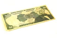 Venezuelan Bolivares Stock Images