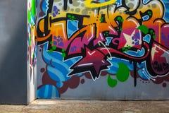 Venezuelan Urban Artists Collective Royalty Free Stock Image