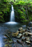 Venford Brook Waterfall Stock Images