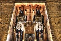 Venganza de la momia en los estudios universales Singapur imágenes de archivo libres de regalías