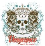 Vengeance illustration libre de droits