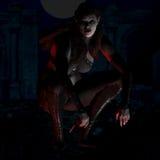 Vengeur de minuit #03 Photographie stock libre de droits