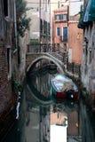Venice. Corners of Venice at dusk Royalty Free Stock Photography