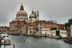 Venice. Grand Canal Royalty Free Stock Photography