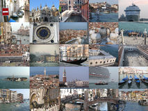 Venice. Is one of the most important tourist destinations in the world, due to the city being one of the world's greatest and most beautiful cities of art royalty free stock photos