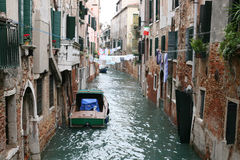 Venice. View of Venice in an autumn day Royalty Free Stock Images