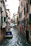 Venice. View of Venice in an autumn day Stock Photography