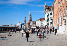 Venice. A view of venice in Italy Royalty Free Stock Photography