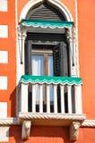 Venice. Historic Building in Venezia, Italy Stock Image