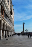 Venice. Piazza San Marco in Venice, Italy royalty free stock photos