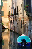 Venice. Canal Grande. Venice in northern italy Stock Photo
