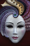 Venice. Venetian Carnevale Mask royalty free stock photography