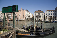 Venice. The city of venice in italy Royalty Free Stock Photos