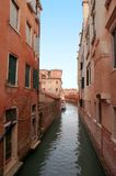 Venice. A little view of Venice Stock Image