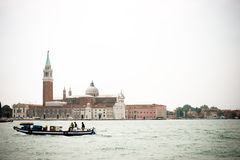 Venice. Canal Grande. Venice in northern italy Stock Photography