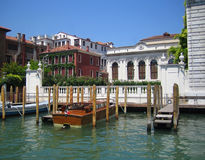 Venice. Quier Corner in Venice, Italy royalty free stock image