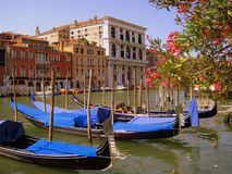 Venice. Glimpses of the romantic city Stock Photo