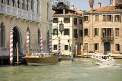 Venice, A City On The Water Stock Photos
