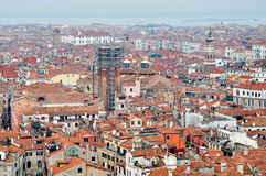 Venice aerial view Stock Photo