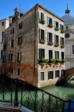 Venice, antique palace Royalty Free Stock Image