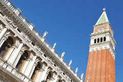 Venice architecture Stock Photography