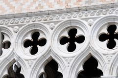 Venice Architecture - detail Royalty Free Stock Images