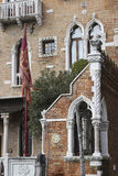 Venice architecture detail Stock Photography