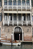 Venice architecture detail Royalty Free Stock Photo