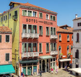 Venice - Architecture old city Royalty Free Stock Photo