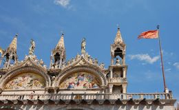 Venice arhitecture Royalty Free Stock Photos