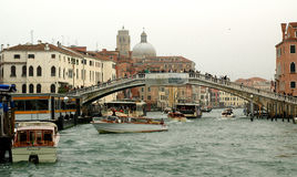 Venice arrival 2 Royalty Free Stock Photo
