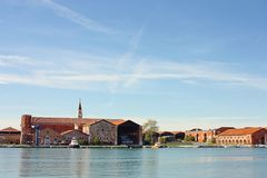 Venice Arsenal Stock Photos