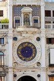 Venice astrology clock Stock Photos