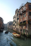 Venice Backstreet Royalty Free Stock Photo
