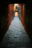 Venice backstreet Royalty Free Stock Images