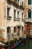 Venice backyard. Royalty Free Stock Photo