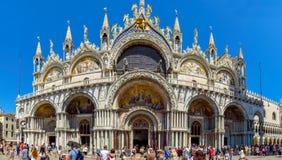 Venice - Basilica di San Marco Stock Photography
