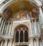 Venice Basilica of Saint Mark Stock Photos