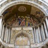 Venice Basilica of Saint Mark Royalty Free Stock Images