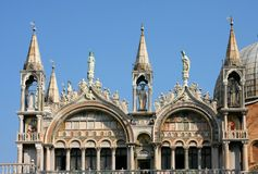 Venice. Basilica San Marco Royalty Free Stock Image
