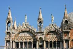 Venice. Basilica San Marco royalty free stock image