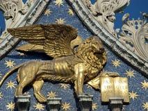 Venice - The basilica St Mark's. Stock Photography