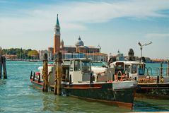 Venice bay Stock Photography