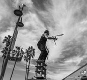 Venice Beach: Balanced Stock Photography