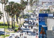Venice Beach Boardwalk Royalty Free Stock Image