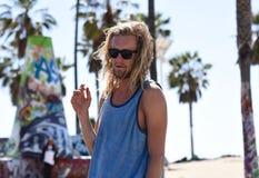 Venice Beach, CA Royalty Free Stock Photography
