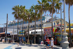 Venice Beach California Royalty Free Stock Images