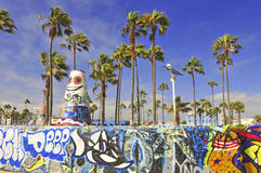 Venice Beach California, USA Stock Image