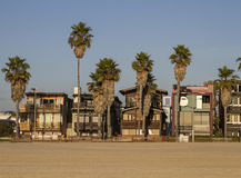 Venice beach house Stock Photo