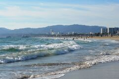 Venice Beach, Los Angeles Royalty Free Stock Photography